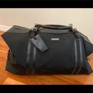 ✈️ Gucci black travel bag 🧳